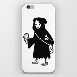 Chill Reaper iPhone Skin