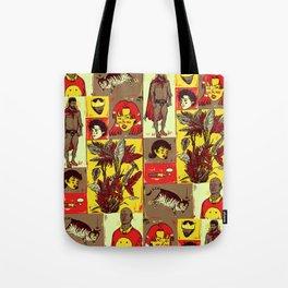 Random_things02.jpg Tote Bag