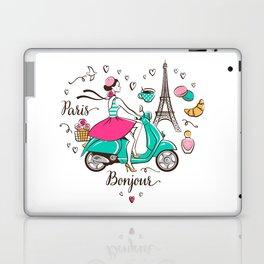 Paris is love Laptop & iPad Skin
