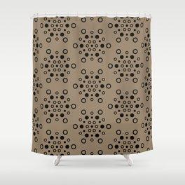 Tubular 2 Shower Curtain