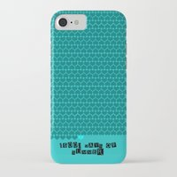 500 days of summer iPhone & iPod Cases featuring (500) Days of Summer by Hector Pahaut