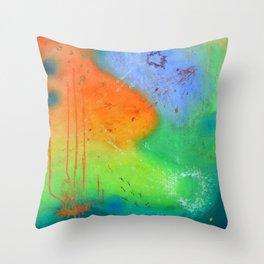 Chalkstock Drawing Throw Pillow