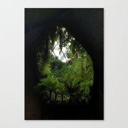 green view Canvas Print