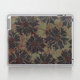 Batik Poppies Laptop & iPad Skin