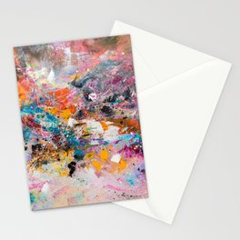 ILLUSIVE MOUNTAINS Stationery Cards