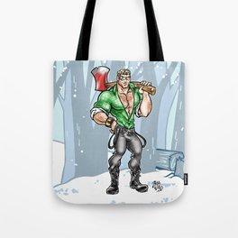 Good Woodsman Tote Bag