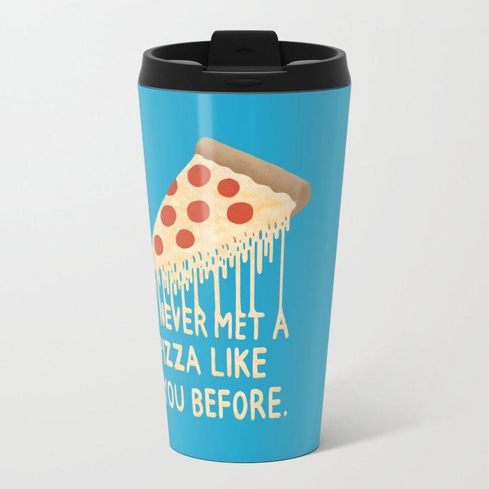 Sweet Pizza Travel Mug