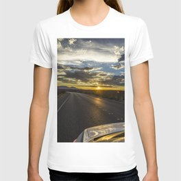 Looking Back T-shirt