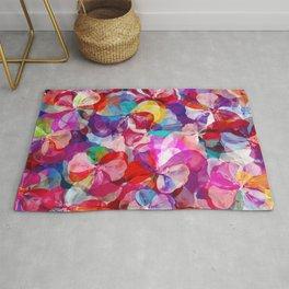Flower carpet(57) Rug