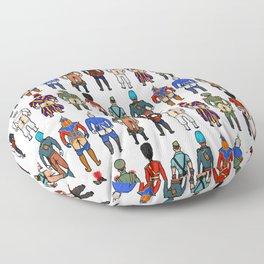 Uniform Butts Floor Pillow