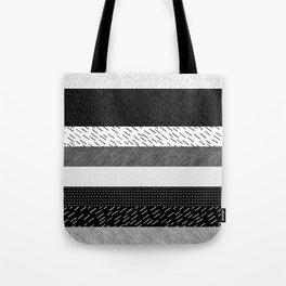 Pattern Mix Tote Bag