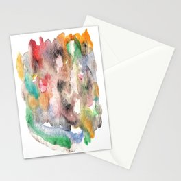 Watercolor 18 Stationery Cards