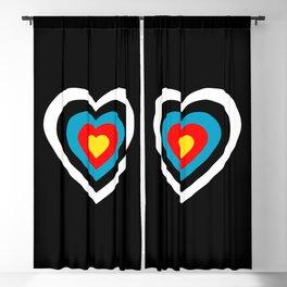 Love archery Blackout Curtain