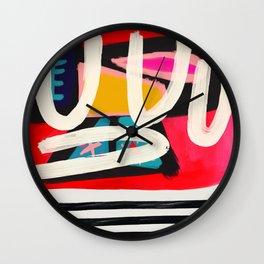 You You You You Wall Clock