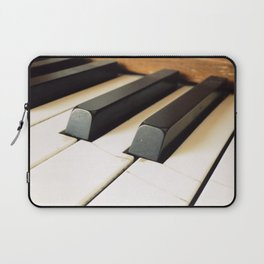 The Fractured Ivories. Laptop Sleeve