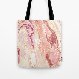 Pink Marble #society6 #decor Tote Bag