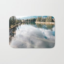 Banff National Park Bath Mat