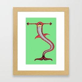 KJmbre Framed Art Print
