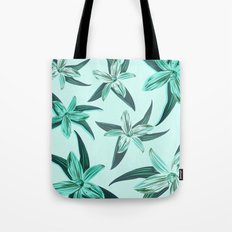 Quote - Work hard Stay Humble - Flower Tote Bag