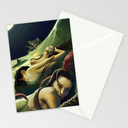 Sea of Oblivion Stationery Cards