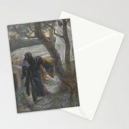 James Tissot - Jesus Appears to Mary Magdalene Stationery Cards