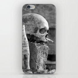 Consumption iPhone Skin