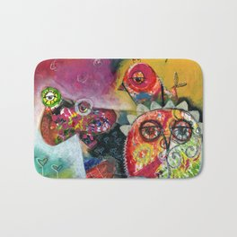 Creatures Bath Mat