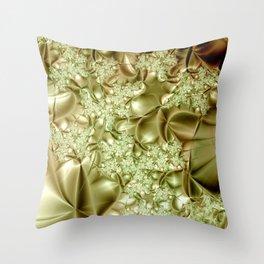 Silk Road Throw Pillow