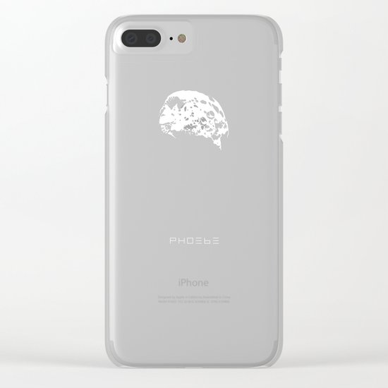 PHOEBE Clear iPhone Case