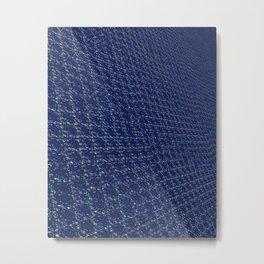 nothing but net Metal Print