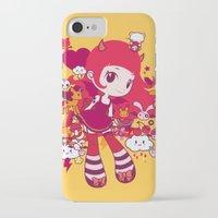 kawaii iPhone & iPod Cases featuring Kawaii by Pamela Barbieri