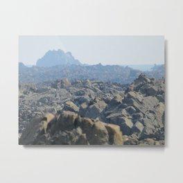 Another Alien Landscape Metal Print
