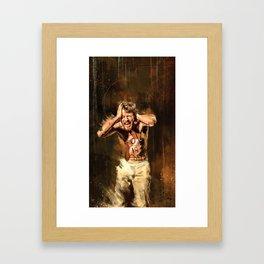 The Ruling Class Framed Art Print