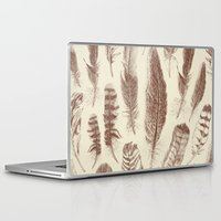 study Laptop & iPad Skins featuring Study of Flight by Zeke Tucker