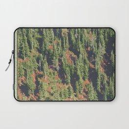 AUTUMN BLUEBERRIES IN OPEN ALPINE FOREST NORTH CASCADE RANGE Laptop Sleeve