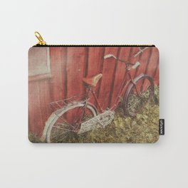 Vintage bicycle Carry-All Pouch