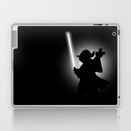 YODA'S DARK SIDE Laptop & iPad Skin