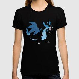 Mega Charizard X PKMN T-shirt