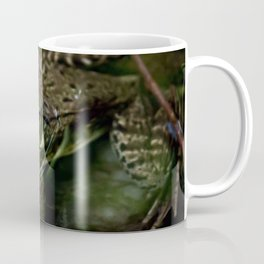 Frog Floating Coffee Mug