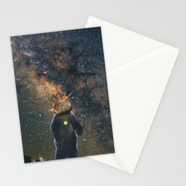 Space /Bear /Milkyway Stationery Cards