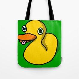 Drunk Duck | Veronica Nagorny Tote Bag