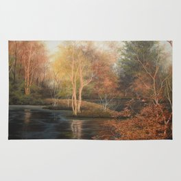 Black River Bend Rug