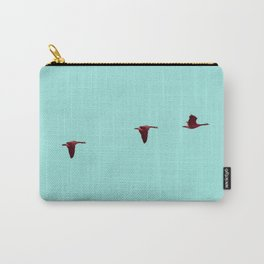 Take Flight - Wild Goose Chase Carry-All Pouch