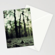 dark. Stationery Cards