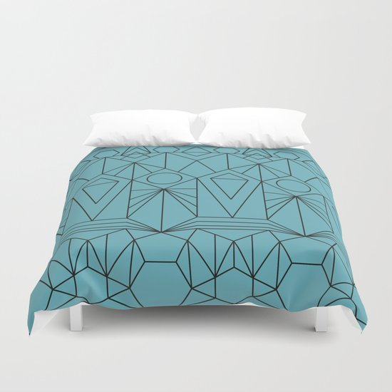 My Favorite Pattern 10 Duvet Cover