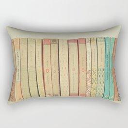 Books Rectangular Pillow