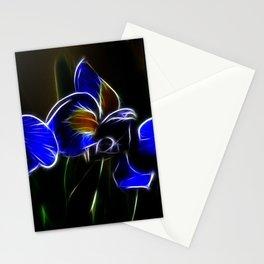 Iris Lights Stationery Cards