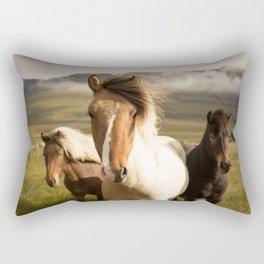 The Three Amigos Rectangular Pillow
