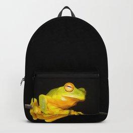 Hanging around Backpack