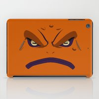 naruto iPad Cases featuring NARUTO - GAMAKICHI by Raisya